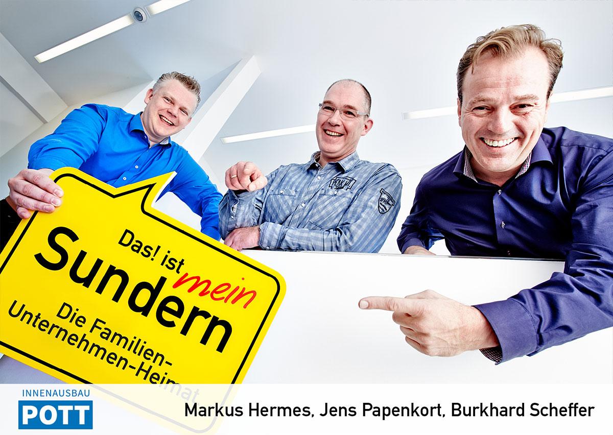 Innenausbau GmbH Ferdinand Pott