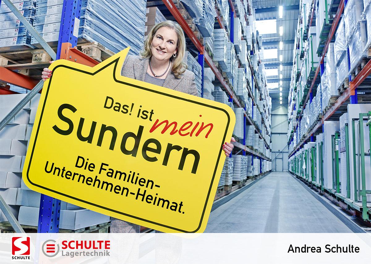 Gebrüder Schulte GmbH & Co. KG | Lagertechnik
